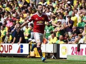 Juan Mata keeps United's top-four hopes alive