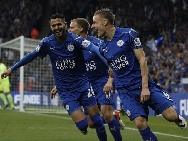 Result: Champions Leicester see off Everton