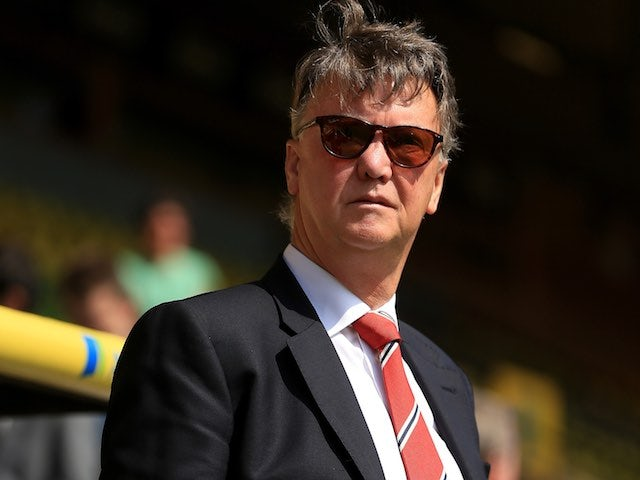 Everton yet to make contact with Van Gaal