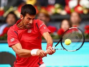 Djokovic knocked out of Paris Masters