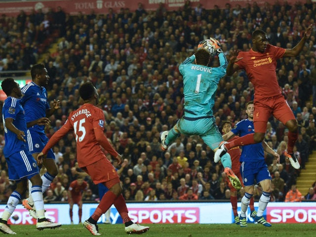 Result: Benteke rescues late point for Liverpool