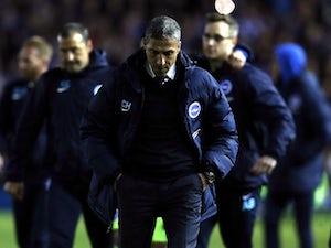 Live Commentary: Brighton 1-1 Sheffield Wednesday (1-3 on agg) - as it happened