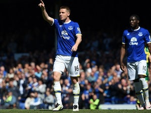 Everton finish with victory over Norwich