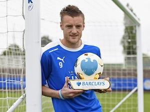 Vardy named Premier League Player of the Season