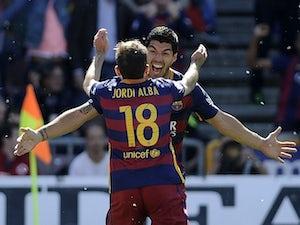 Barcelona beat Granada to win title