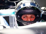 Nico Rosberg in action at the Spanish GP on May 14, 2016