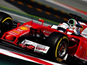 Vettel comes out on top in second practice