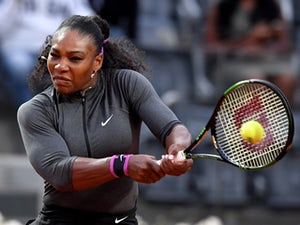 Serena Williams storms into second round
