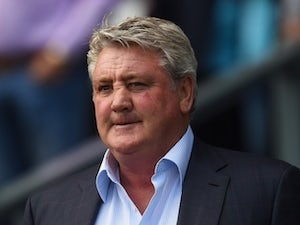Aston Villa 'make contact with Bruce'