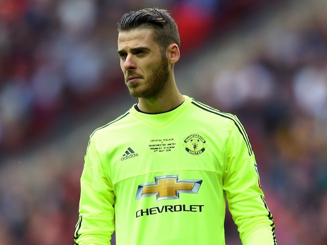 Mourinho gives condition to let David De Gea join Real Madrid