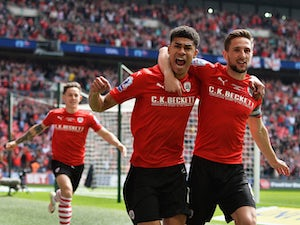 Barnsley secure promotion to Championship