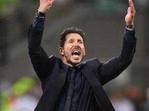 Atletico Madrid put five past Levante