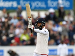 England in control of second Test