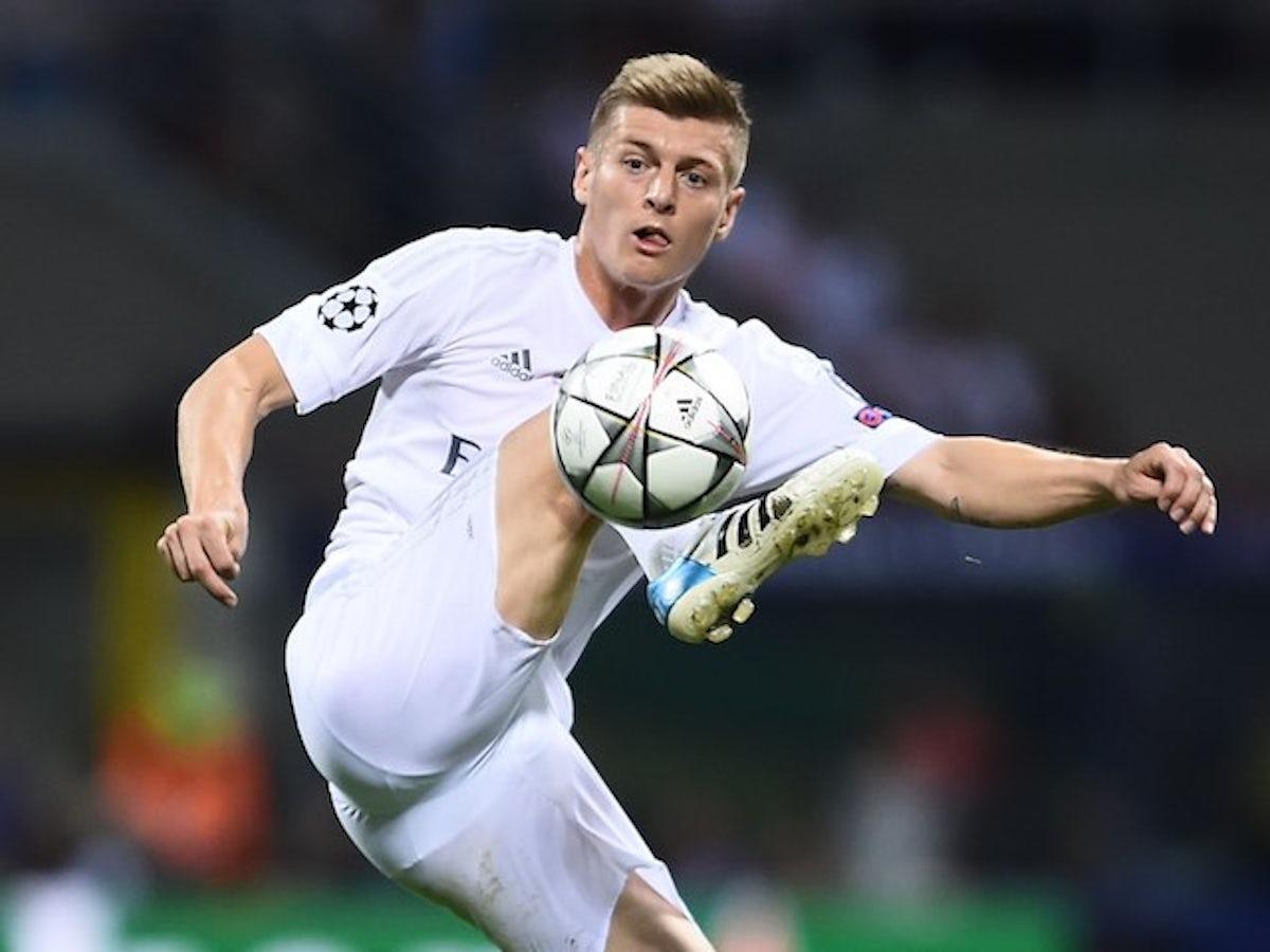 Kroos naked toni 'Real Madrid