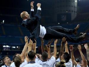 Zidane: 'I've already signed new deal'