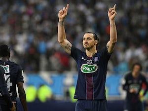 PSG beat Marseille to win Coupe de France