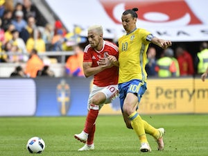 Ibrahimovic: 'Sweden under less pressure'