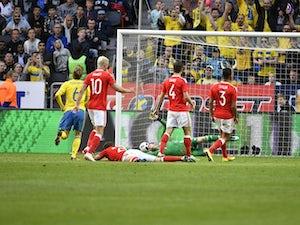 Ibrahimovic stars as Sweden beat Wales