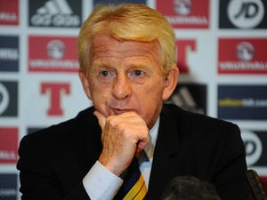 Strachan hails Scotland recovery