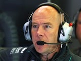 Jock Clear is seen during practice for the Belgian Grand Prix at Circuit de Spa-Francorchamps on August 23, 2013