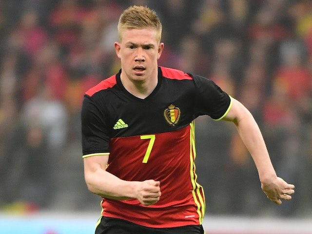 Kevin De Bruyne hits out at