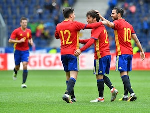 Live Commentary: Spain 6-1 South Korea - as it happened