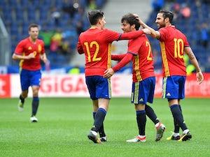 Spain make statement by thrashing South Korea