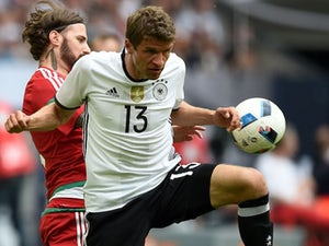 Germany ease past Hungary