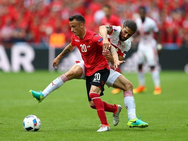 Ergys Kaçe - biography, stats, rating, footballer's profile ...