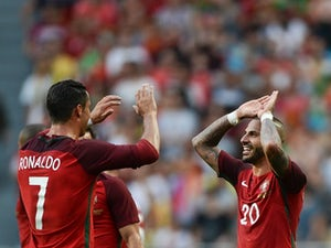 Portugal thrash Estonia ahead of Euro 2016