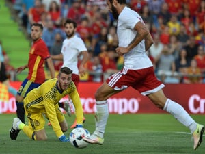 Spain suffer defeat to Georgia in Euros send-off