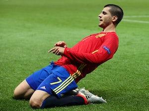Del Bosque: 'Morata joining United a shame'