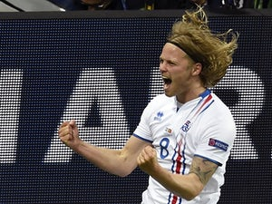 Team News: Iceland unchanged for Hungary clash