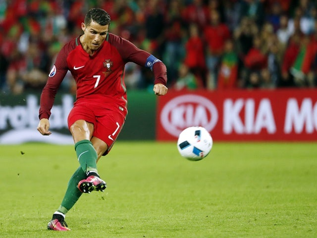 Result: Ronaldo rescues Portugal off the bench