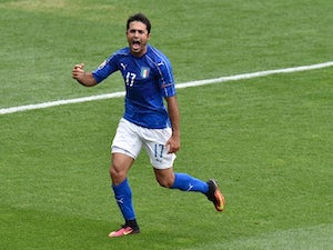 Italy inflict another defeat on Uruguay