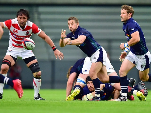 Result: Scotland overcome Japan in Tokyo