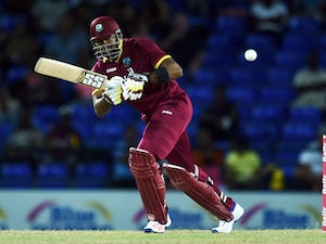 Kieron Pollard guides West Indies to T20 win over Sri Lanka