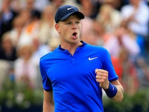 Edmund progresses through first round in Rio