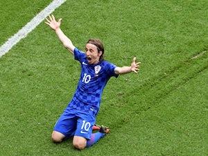 Team News: Modric, Mandzukic return to Croatia XI