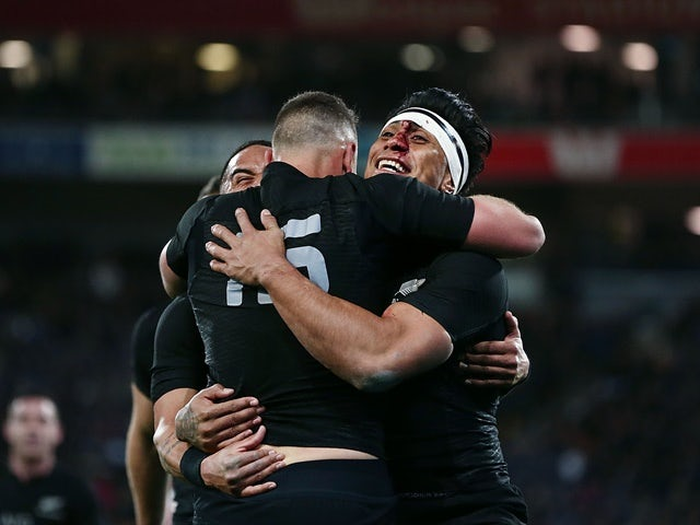 Result: Second-half surge earns NZ win over Wales
