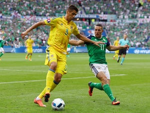 Live Commentary: Ukraine 0-2 Northern Ireland - as it happened