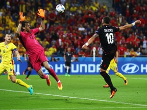 Albania leapfrog Romania into third