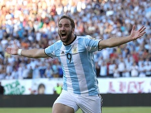Higuain: 'I could not turn down Juve'