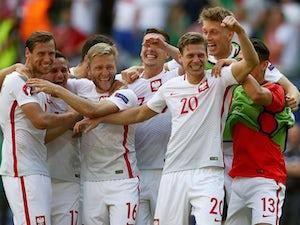 Pavol Safranko goal downs Poland