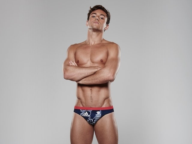 """Tom Daley's husband launches attack on """"corrupt"""" British Swimming"""