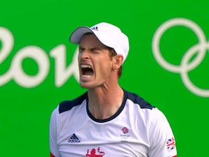 Result: Andy Murray into second Olympic final