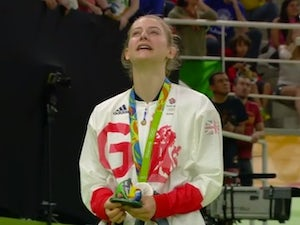 Page wins historic silver for Team GB