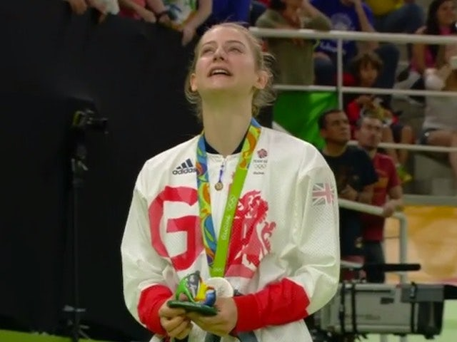 Result: Page wins historic silver for Team GB