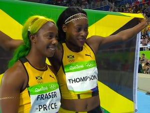 Result: Thompson claims sprint double at Olympics