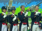 Result: Great Britain claim dressage team silver